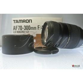 Tamron per Nikon AF 70-300mm 1:4-5.6 Di LD MACRO 1:2 Usato