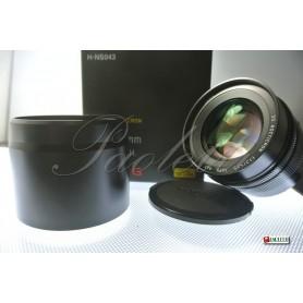Panasonic Lumix G Leica DG Nocticron 42,5mm 1:1.2 ASPH. Usato