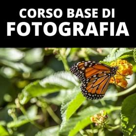 CORSO BASE DI FOTOGRAFIA DA LUNEDI 04 FEBBRAIO ORE 20:00 - 22:00