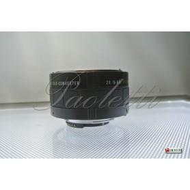 Tamron per Nikon Tamrorn-F AF Tele-Converter 2X N-AFD BBAR MC7 Usato