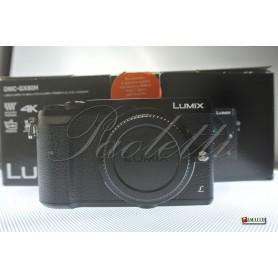 Panasonic DMC-GX80H Usata