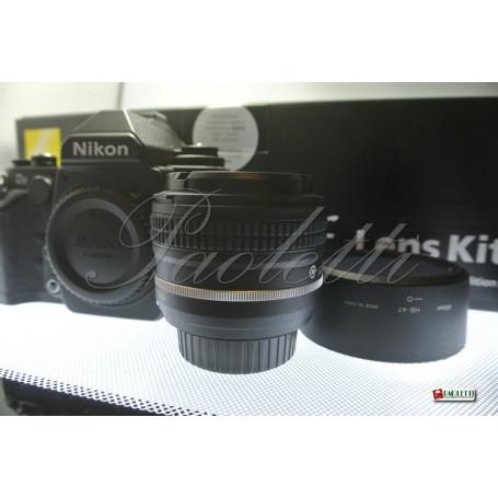 Nikon Df - AF-S Nikkor 50mm 1:8 G (Black) Usata