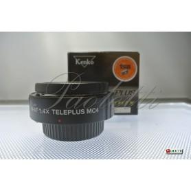 Kenko per Nikon N-AF 2X TELEPLUS MC4 DGX Usato