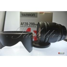 Tamron per Nikon AF 28-200mm 1:3.8-5.6 LD ASPHERICAL (IF) Usato