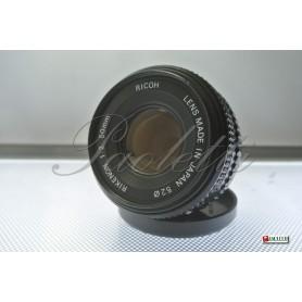 Ricoh Rikenon 1:2 50mm Usato