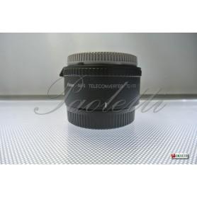 Nikon AF-S Teleconverter TC-17E II 1.7x Usato