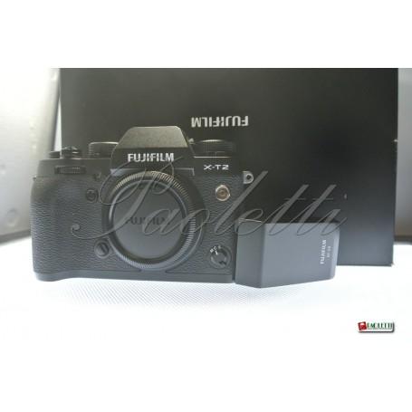 Fuji  X-T2 (Body Black) Flash EF-X8 Usata