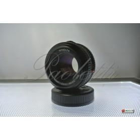 Minolta MD 50 mm 1:1.7 Usato