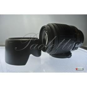 Nikon AF-S Nikkor 55-200mm 1:4-5.6 G ED DX Usato