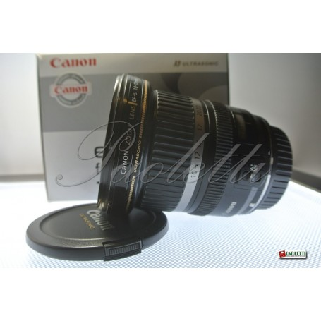 Canon EF-S 10-22mm 1:3.5-4.5 USM Usato