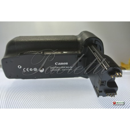 Canon Battery Grip BG-E6 per Eos 5D  Mark II Usato