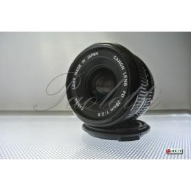 Canon FD 50mm 1:1.8 Usato