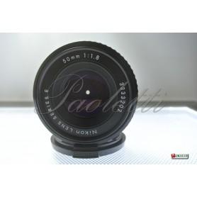 Nikon Serie E 50 mm 1:1.8 Usato