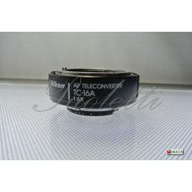 Nikon Teleconverter Tc-16A 1.6X Usato