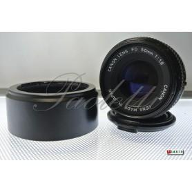 Canon FD 50 mm 1:1.8 Usato