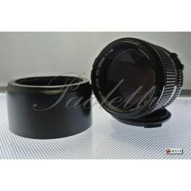 Canon FD 85 mm 1:1.8 Usato