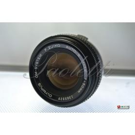 Olympus  Om F. Zuiko Auto-S 50 mm 1:1.8 Usato