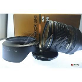 Nikon AF-S Nikkor 24-120 mm 1:4 G ED N VR Usato