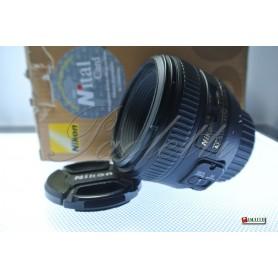 Nikon AF-S Nikkor 50 mm 1:1.4 G Usato