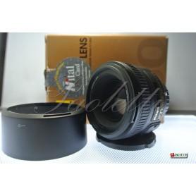 Nikon AF-S Nikkor 50 mm 1:1.8 G Usato