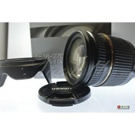 Tamron per Nikon AF 18-270 mm 1:3.5-5.6 Di II VC Usato
