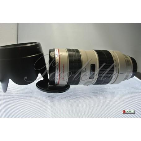 Canon EF 70-200 mm 1:2.8 L Ultrasonic Usato