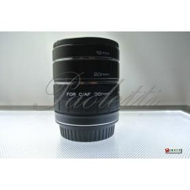 Kenko per Canon Tubi di prolunga per C/AF  12 mm , 20 mm , 36 mm Usato