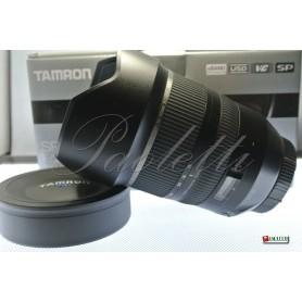 Tamron per  Canon SP 15-30 mm F/2.8 USD Di Usato
