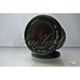 Minolta MD Zoom 28-70 mm 1:3.5-4.8 Usato