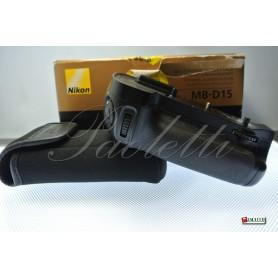 Nikon Multi-Power battery pack MB-D15 per D7100 Usata