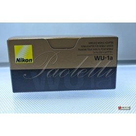 Nikon Wirless Mobile adapter WU-1a Usato