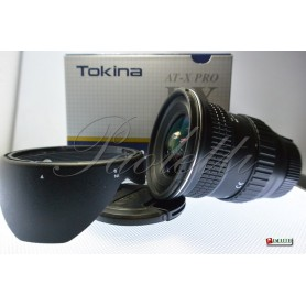 Tokina per Nikon  11-16 mm 1:2.8 ASPHERICAL AT-X116 PRO DX Usato