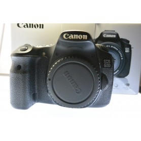 Canon Eos 60D Usata