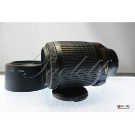 Nikon AF-S Nikkor 55-200 mm 1:4-5.6 G ED DX VR Usato