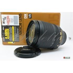 Nikon AF-S Nikkor 18-105 mm G ED DX VR Usato