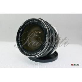 Minolta MC W.Rokkor-SG 28 mm 1:3.5 Usato