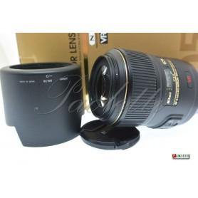 Nikon AF-S Micro Nikkor 105 mm 1:2.8 G ED N VR Usato