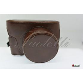 Borsa pronto per  Leica D-Lux (Type 109 ) in cuoio ( non originale)Usata