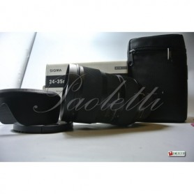 Sigma per Nikon 24-35 mm F2 DG HSM (Art)