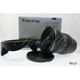 Tokina per Nikon AT-X PRO DX 11-16 mm F2.8 ASPHERICAL Usato