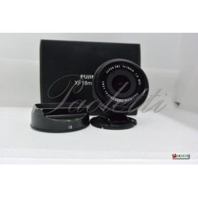 Fuji XF 18 mm F2 R  Usato