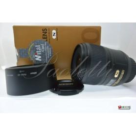 Nikon AF-S Micro-Nikkor 60 mm 1:2.8 G ED N  Usato
