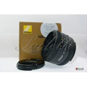 Nikon AF Nikkor 50 mm 1:1.8 D Usato