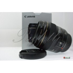 Canon EF 85 mm 1:1.8 Ultrasonic Usato