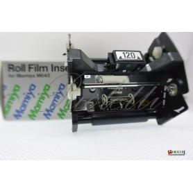Mamiya M645 Roll Film Insert 120   Usato