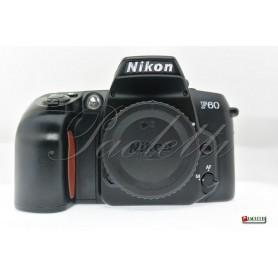 Nikon F60 Usata