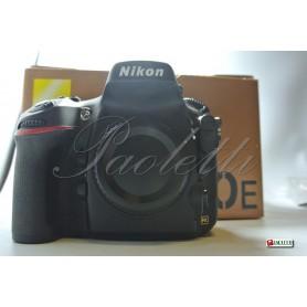 Nikon D800E Usata