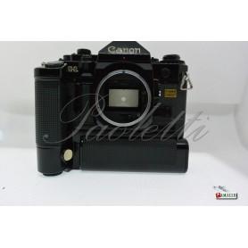 Canon A-1 Motor Drive MA Usata