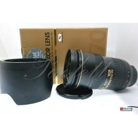 Nikon AF-S Nikkor 24-70 mm 1:2.8 G ED  N Usato