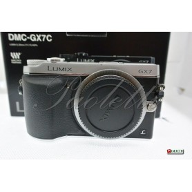 Panasonic DMC-GX7C Usata